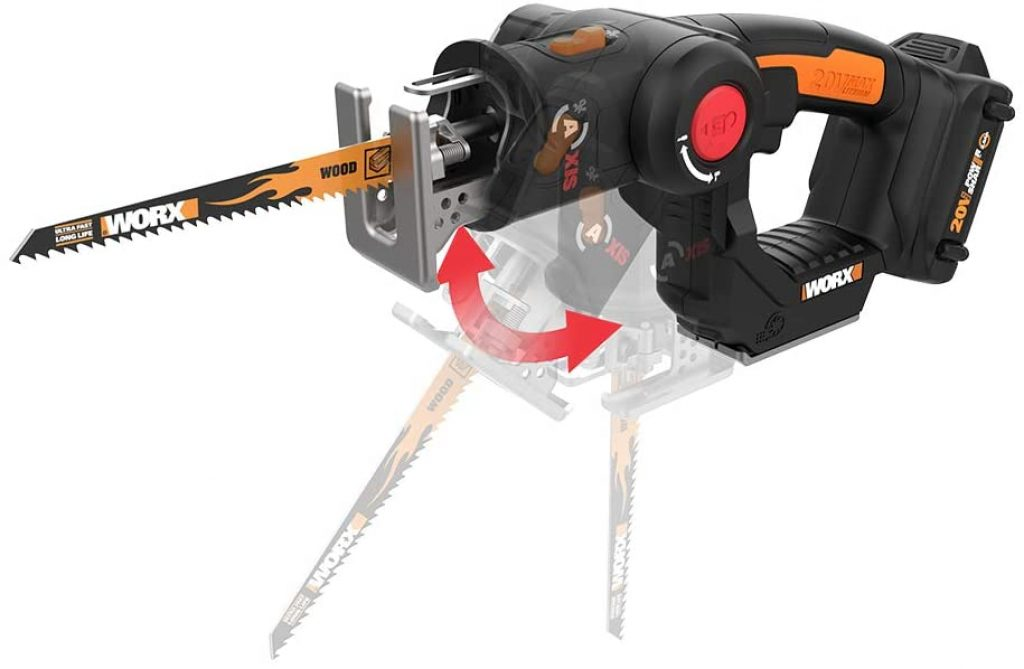 best reciprocating saw blades for trees